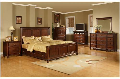 Hamilton Bed Room Suite