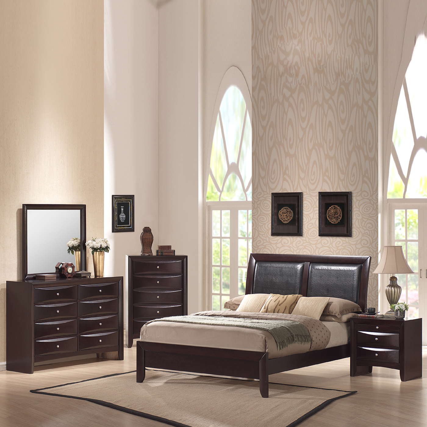 Emily Bed Room Suite