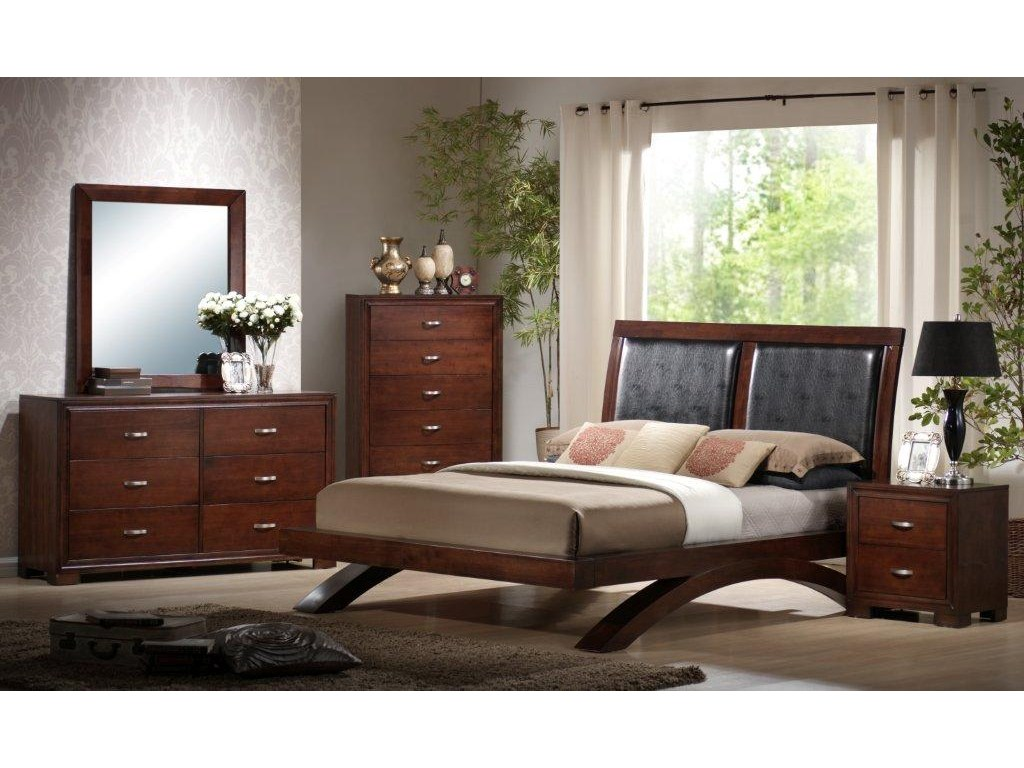 Raven Upholstery Bed Room Suite