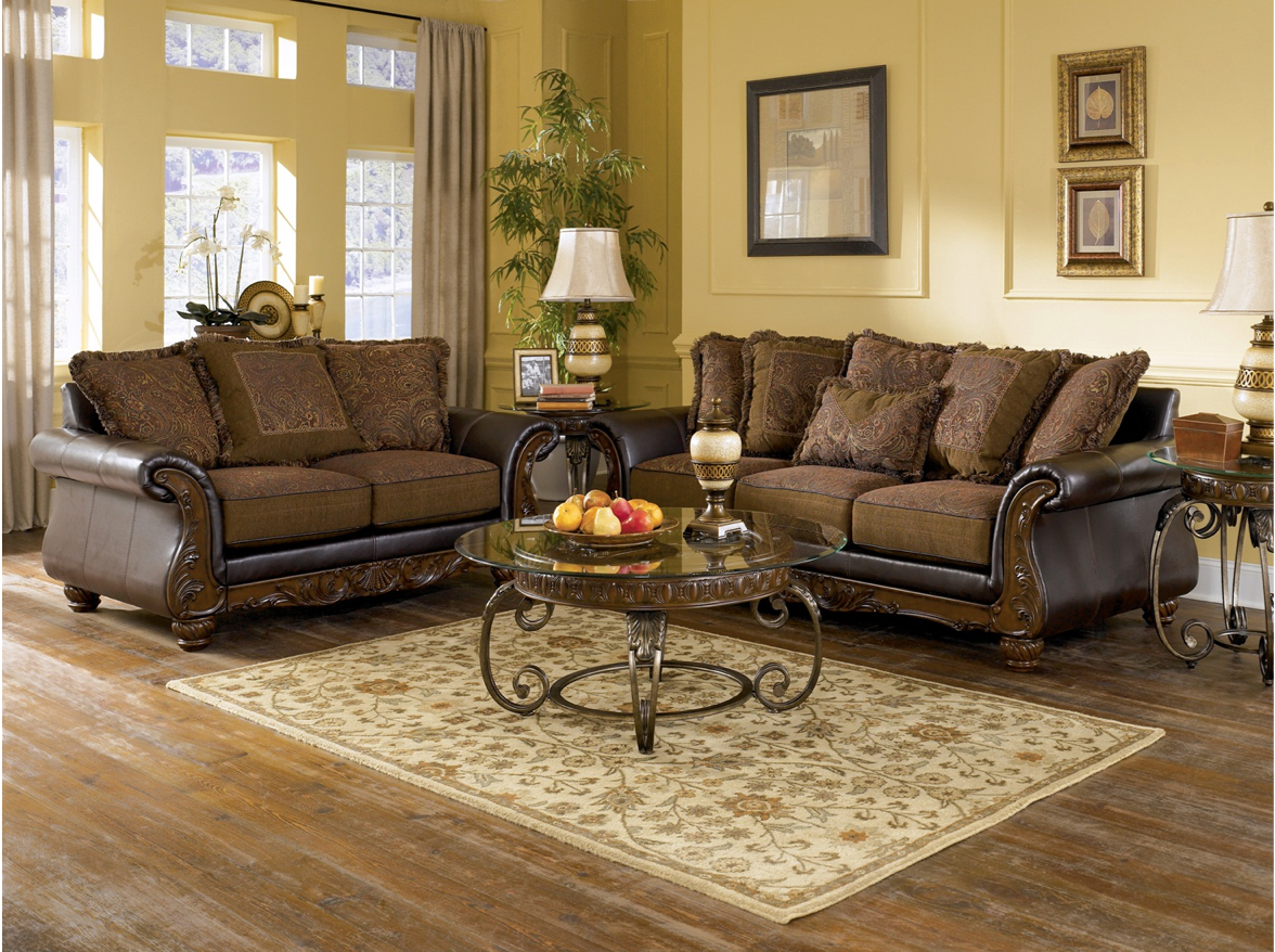 Living Rooms AB Furniture - Best living room sets